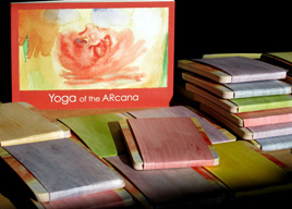 Yoga of the ARcana Book and cards